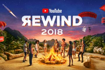 YouTube Rewind 2018: Everyone Controls Rewind 1