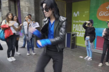 Dude Spent $30,000 Turning Into Michael Jackson 1