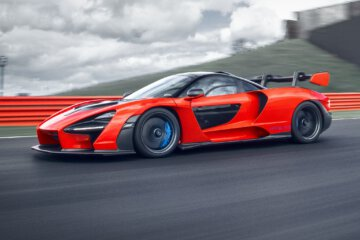 The Grand Tour with Jeremy Clarkson and The McLaren Senna 1