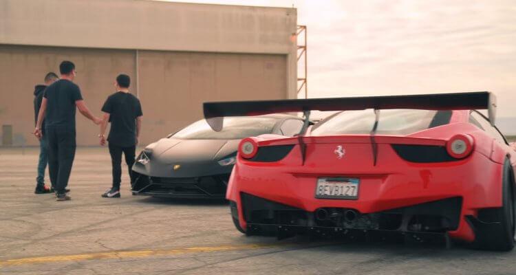 1 of 2 street legal Ferrari GT3 458's in the world 1