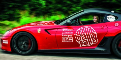 Runball Rally 6