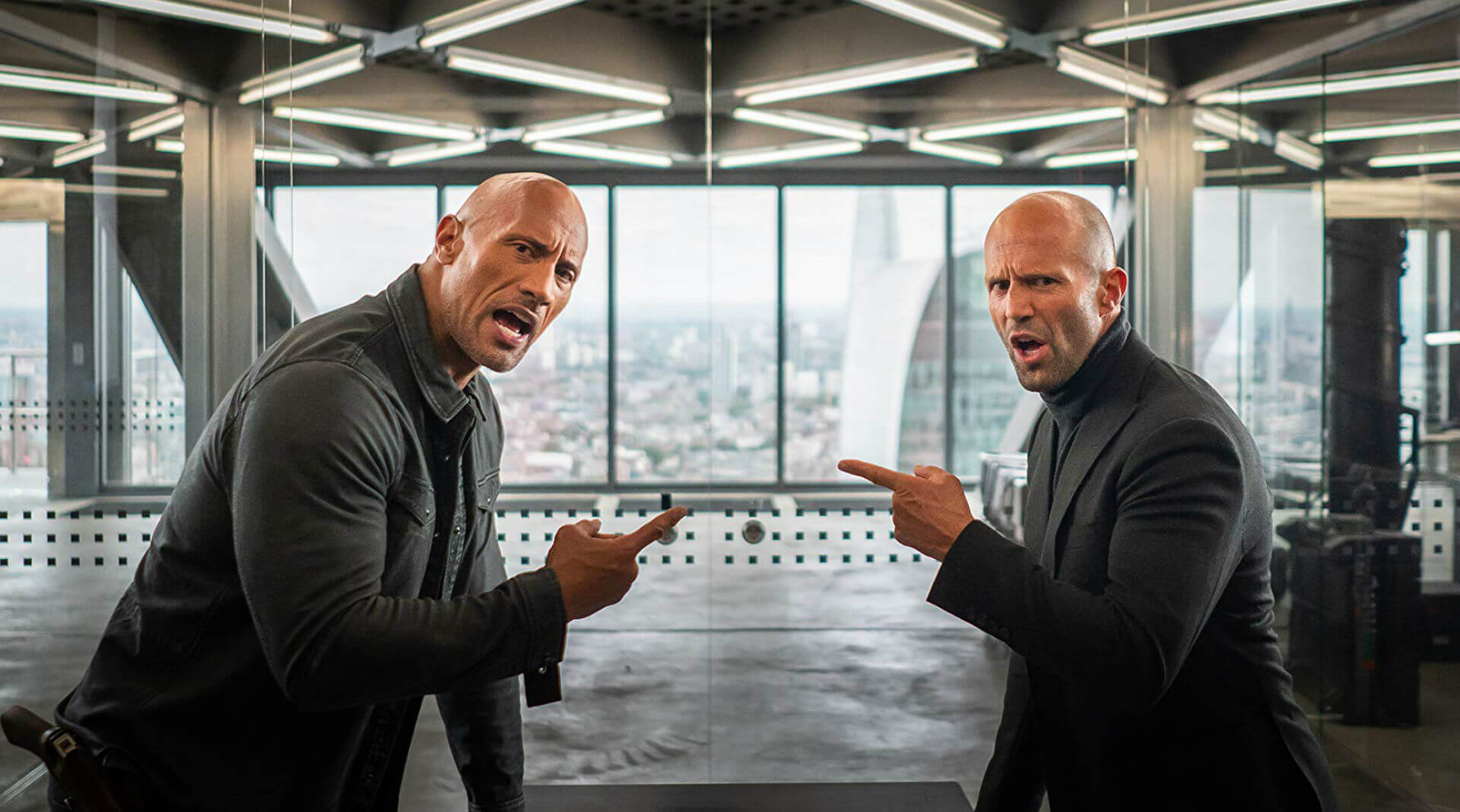 What happened with the true family and cars spirit in Fast & Furious: Hobbs & Shaw 1