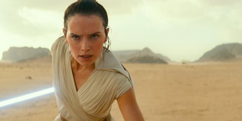 Star Wars Episode IX The Rise Of Skywalker (Official Teaser Trailer) - Rey (Daisy Ridley)
