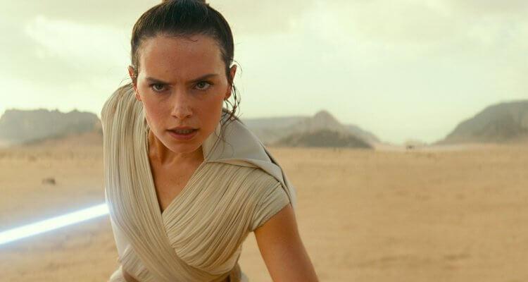 Star Wars Episode IX The Rise Of Skywalker (Official Teaser Trailer) - Rey (Daisy Ridley)