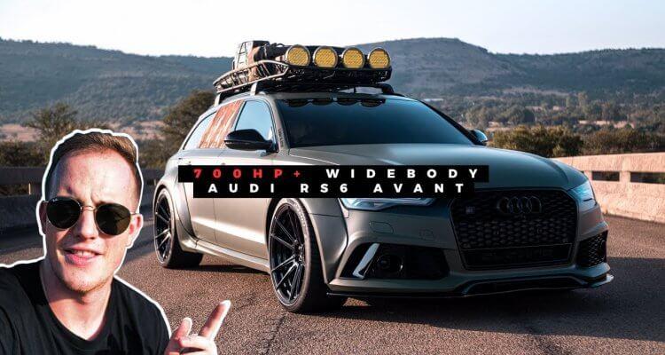 Audi RS6 Avant Widebody Review 1