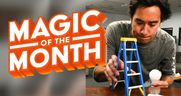 Magic of the Month of April 1