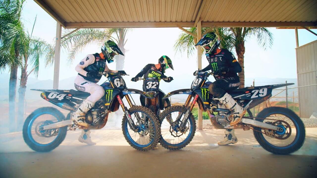 Star Racing Yamaha - Monster Energy Supercross